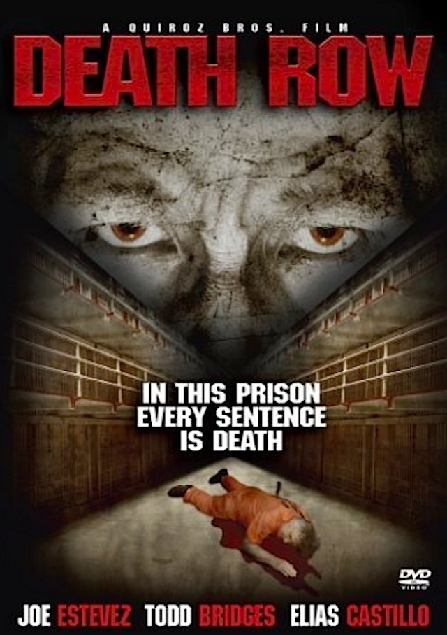 Death Row horror movie