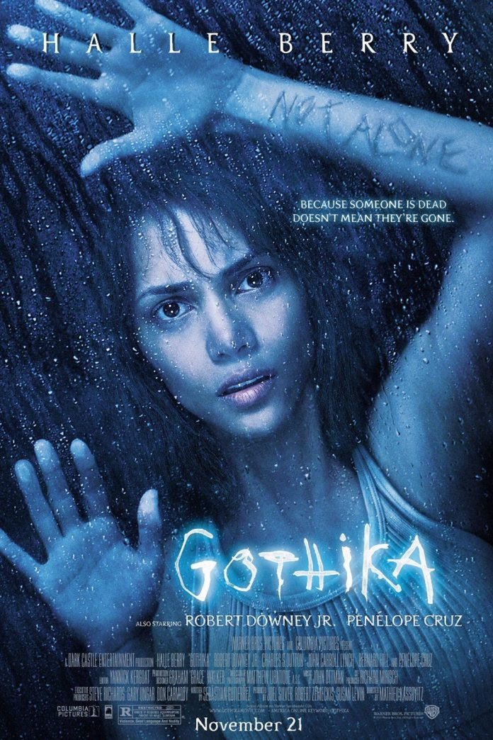 Gothika horror movie poster