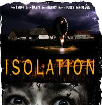Isolation horror movie