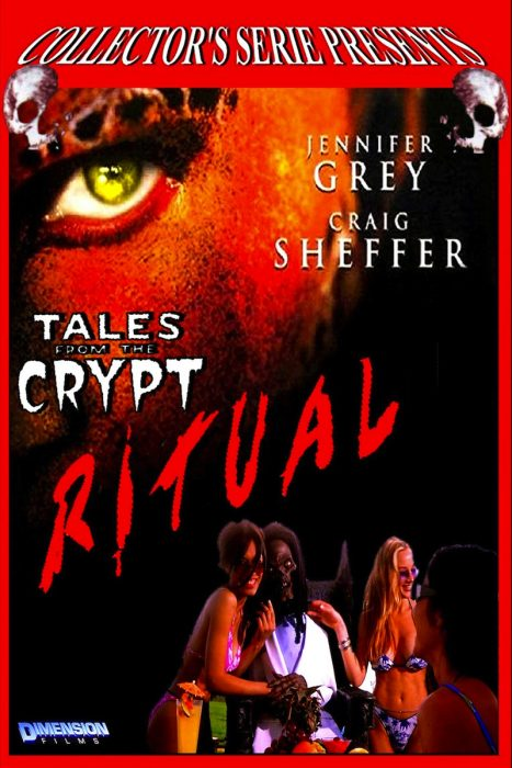 Tales from the Crypt Ritual horror movie