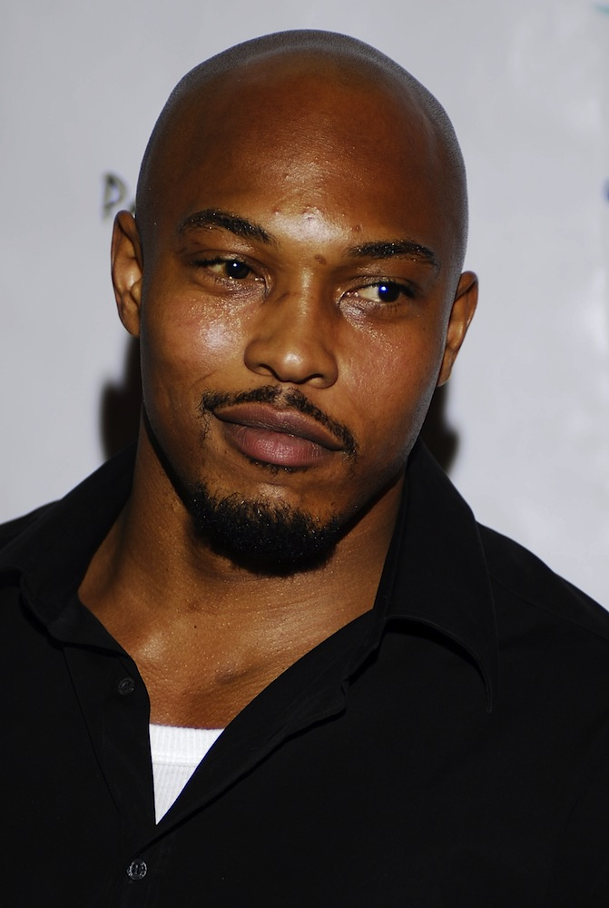 Rapper-Actor Sticky Fingaz / Kirk Jones