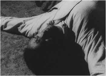 Duane Jones in Night of the Living Dead