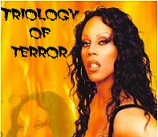 Rupaul's Trilogy of Terror movie