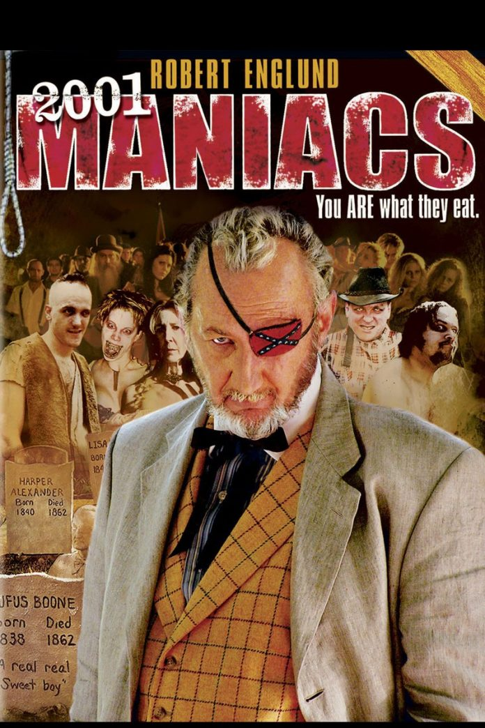 2001 Maniacs horror movie