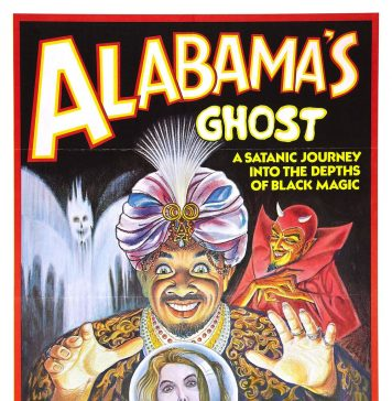 Alabama's Ghost movie poster