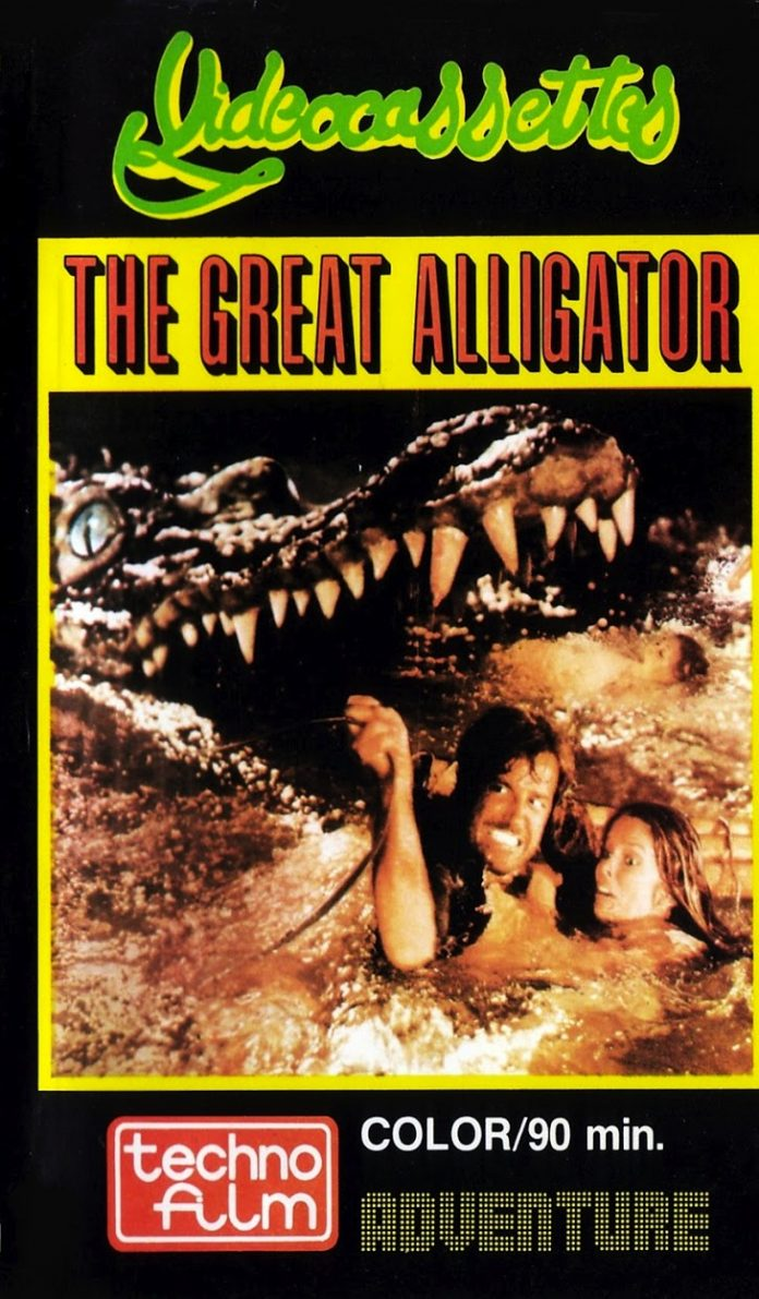 Big Alligator River horror movie