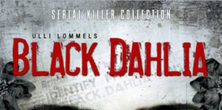 Black Dahlia horror movie poster