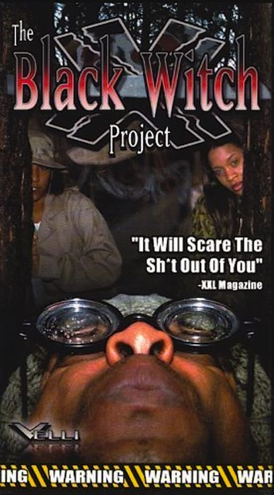 The Black Witch Project movie