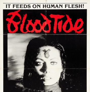 Blood Tide horror movie poster