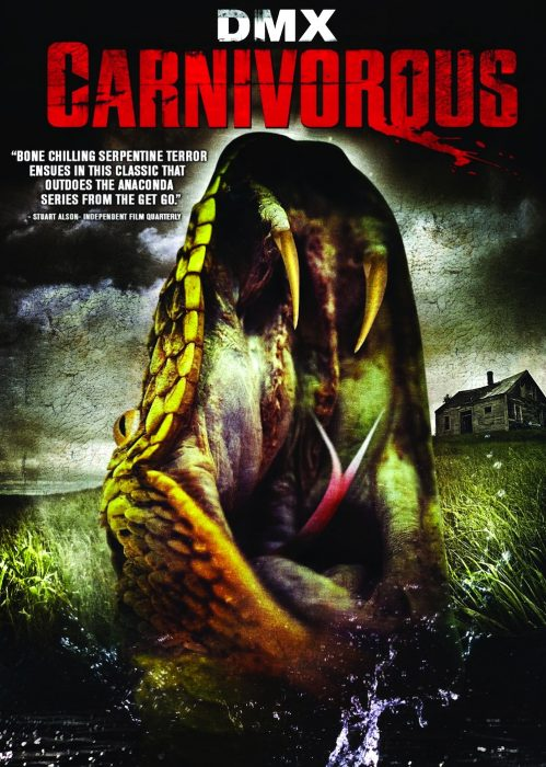 Carnivorous horror movie DMX