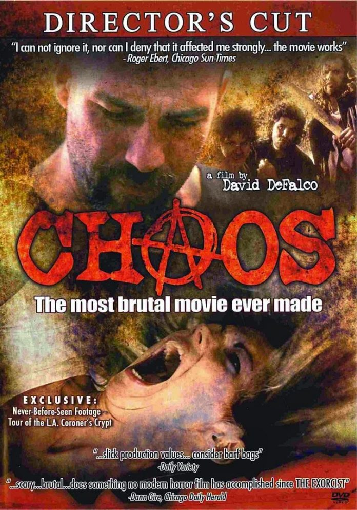 Chaos horror movie