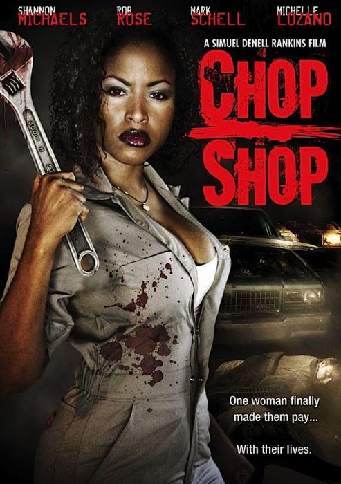 Chop Shop horror movie