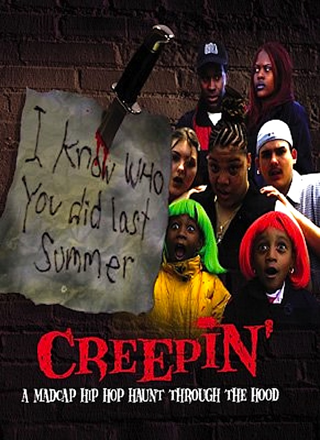 Creepin' horror movie poster