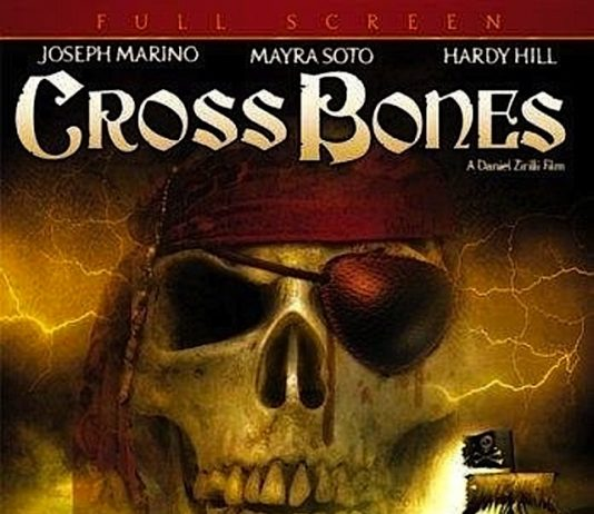 CrossBones horror movie poster