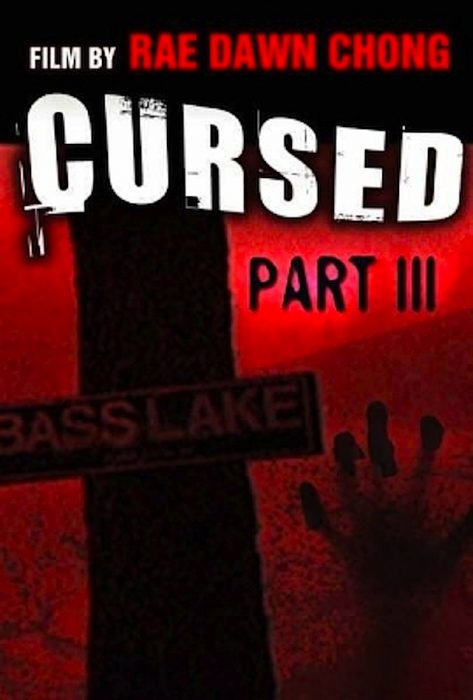 Cursed Part 3 horror movie poster