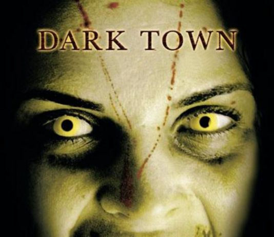 Dark Town horror movie poster