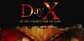 Day X horror movie poster