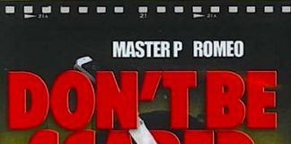 Master P's Don't Be Scared horror movie
