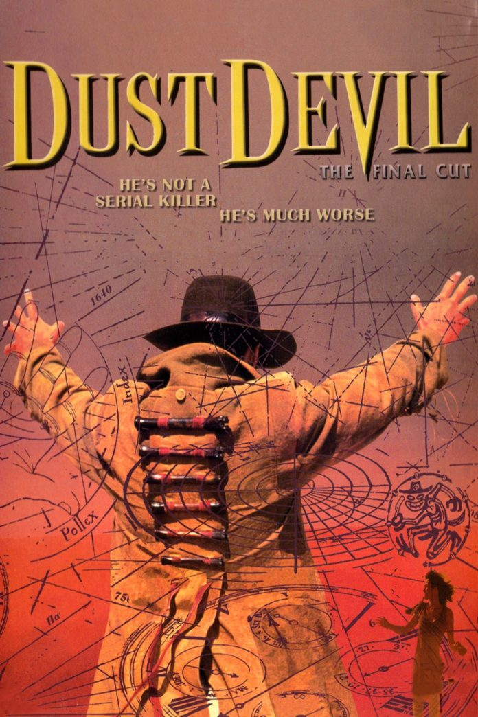 Dust Devil horror movie