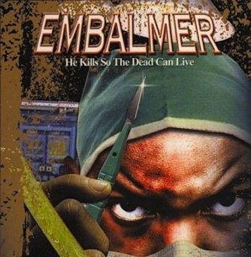 Embalmer horror movie