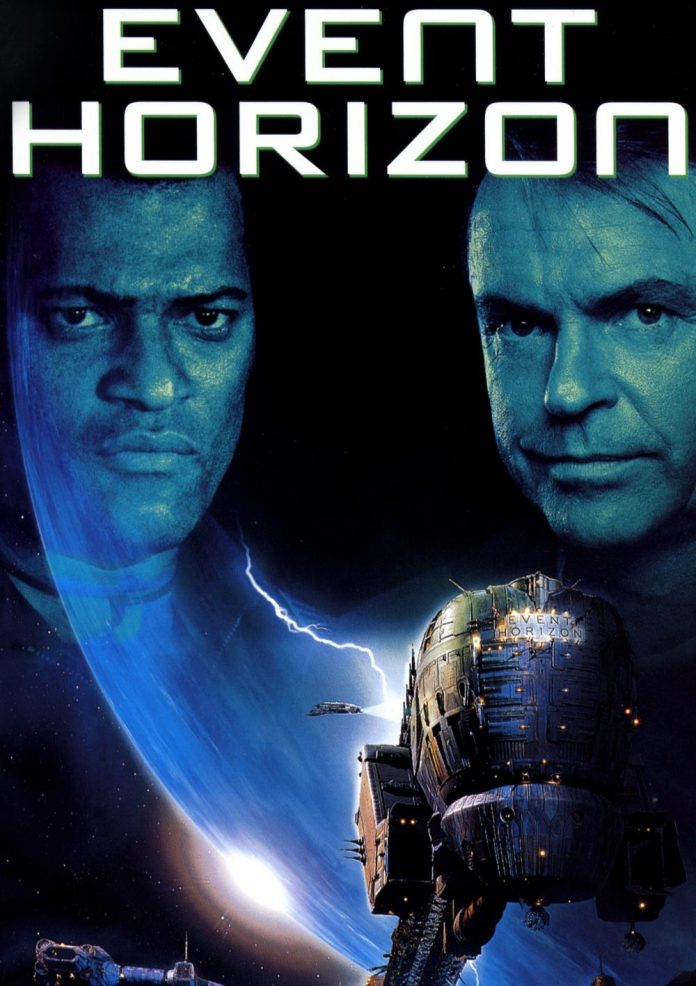 Event Horizon movie poster