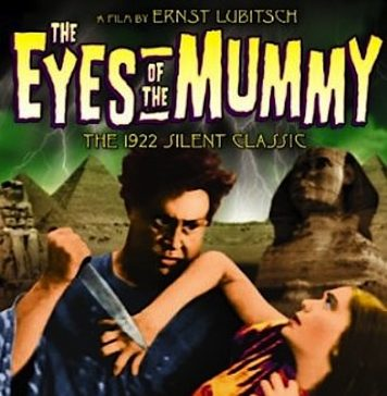 Eyes of the Mummy horror movie poster
