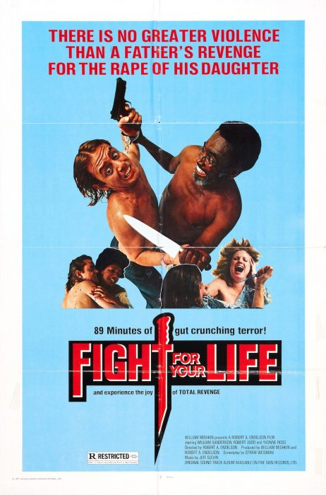 Fight for Your Life movie poster