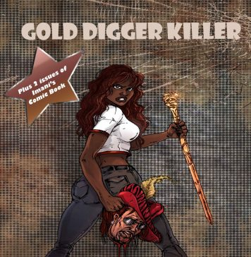 Gold Digger Killer horror movie