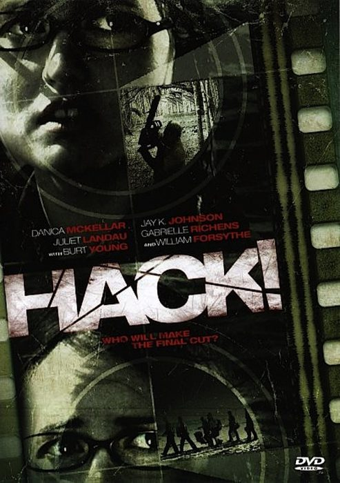 Hack horror movie