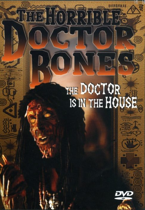 The Horrible Doctor Bones horror movie