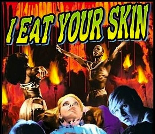 I Eat Your Skin horror movie poster