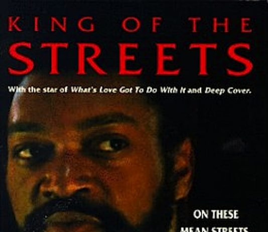 King of the Streets Alien Warrior movie