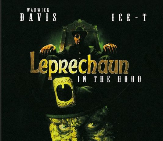 Leprechaun in the Hood movie poster