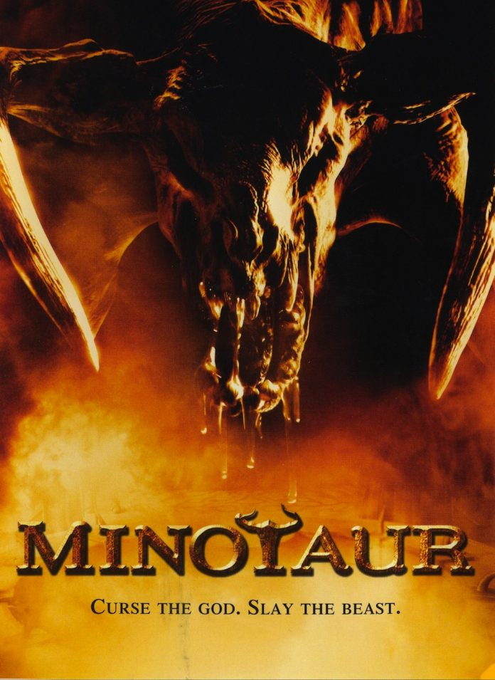 Minotaur horror movie