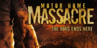 Motor Home Massacre horror movie