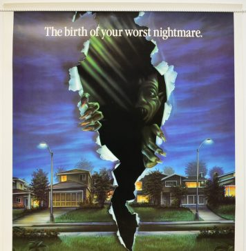 The Offspring From a Whisper to a Sceam horror movie poster