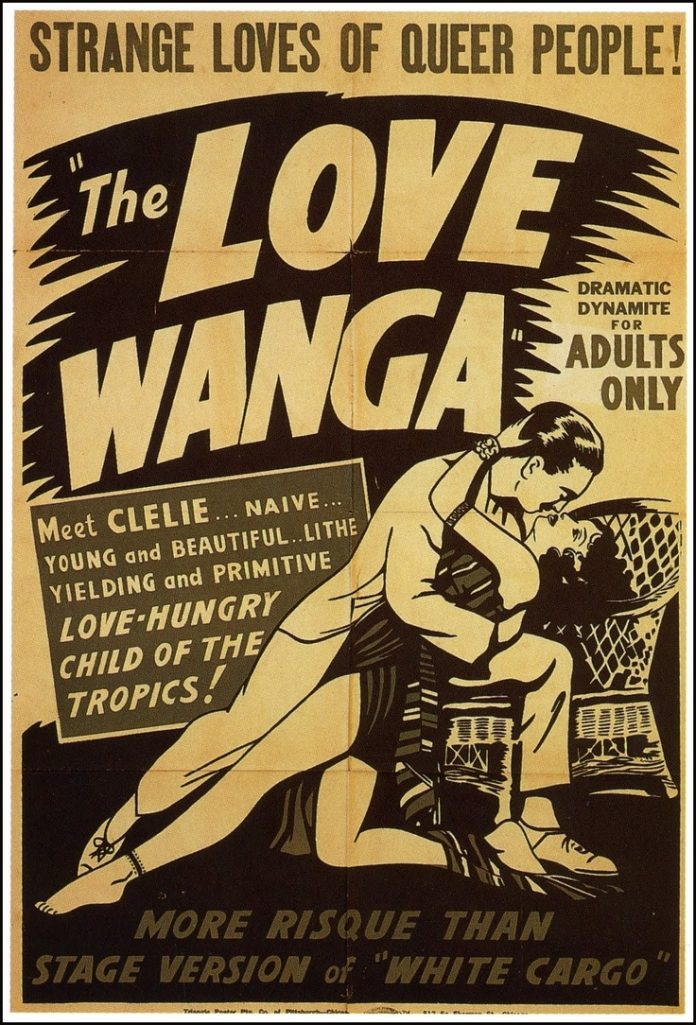 Ouanga (AKA The Love Wanga AKA Drums of the Jungle) movie poster