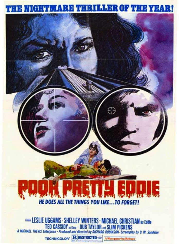 Poor Pretty Eddie movie poster