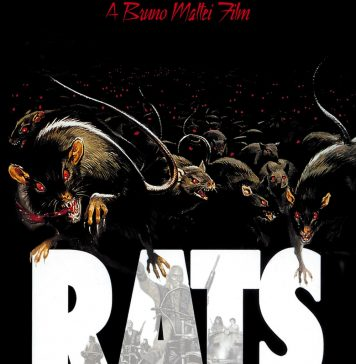 Rats: Night of Terror horror movie poster