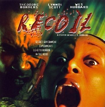 Recoil movie poster