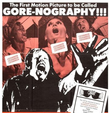Scream Bloody Murder horror movie poster