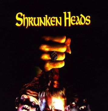 Shrunken Heads horror movie poster