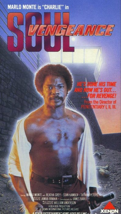 Soul Vengeance Welcome Home Brother Charles movie poster