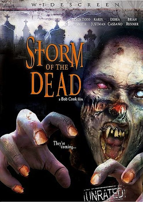 Storm of the Dead horror movie