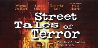 Street Tales of Terror horror movie poster