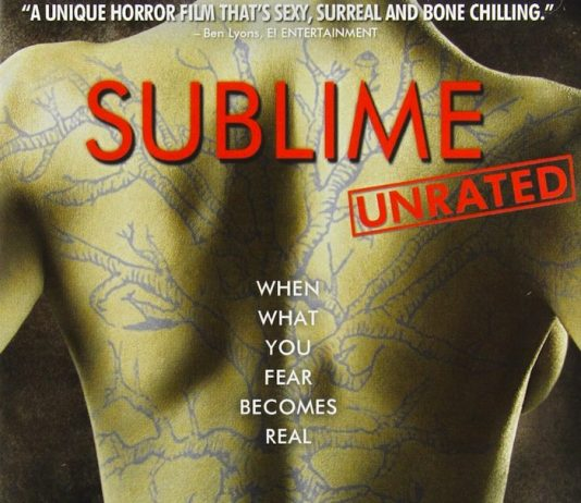 Sublime horror movie