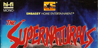 The Supernaturals horror movie