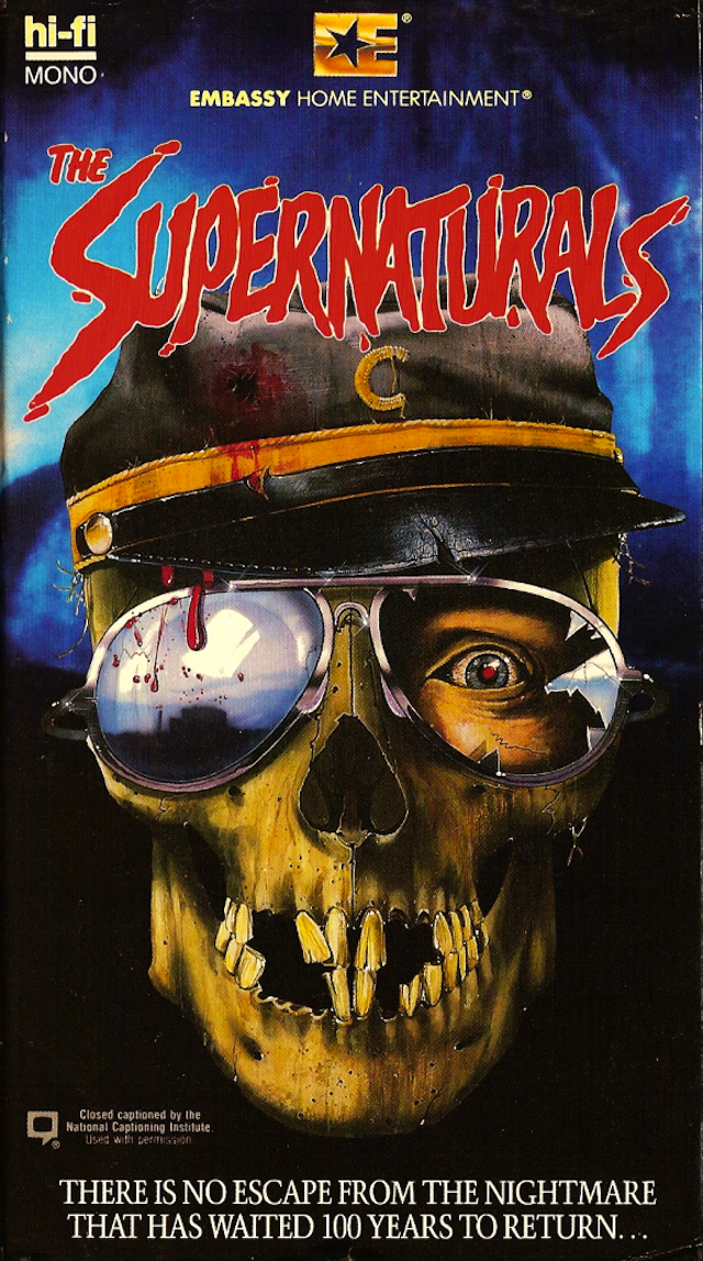 The Supernaturals 1986 Black Horror Movies