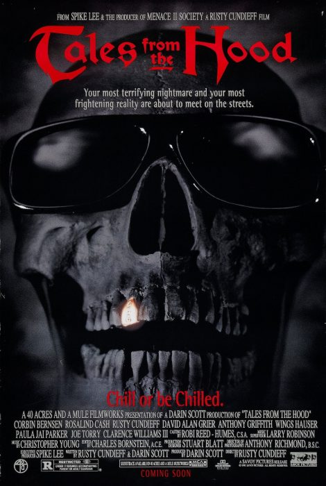 Tales from the Hood horror movie poster