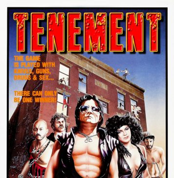 Tenement movie poster
